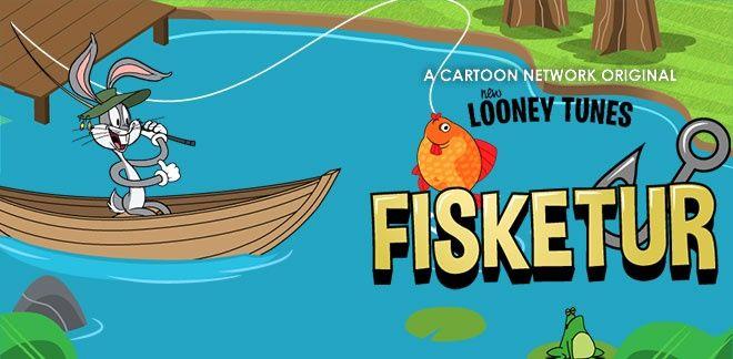 Fisketur - Snurre Sprätt och hans vänner