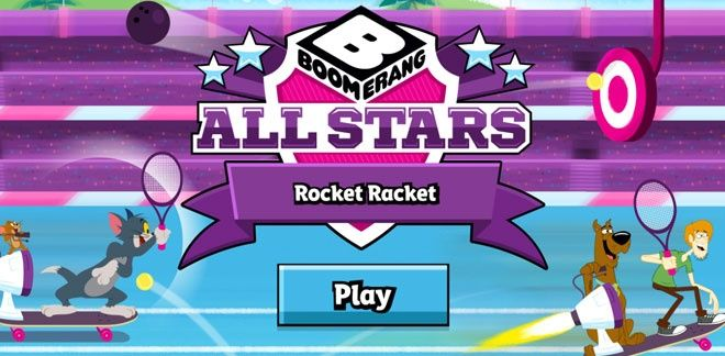 Rocket Racket - Bunnicula