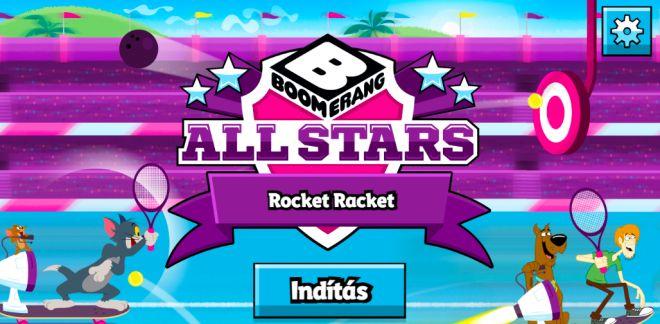 Nyuszipoly - Rocket Racket