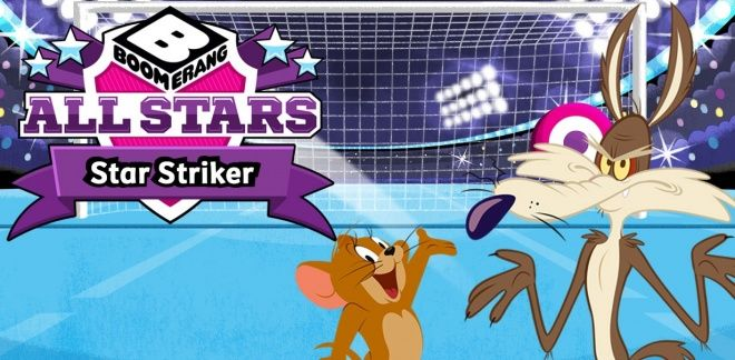 Tom og Jerry - Star Striker
