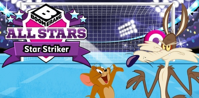 Tom & Jerry - Star Striker