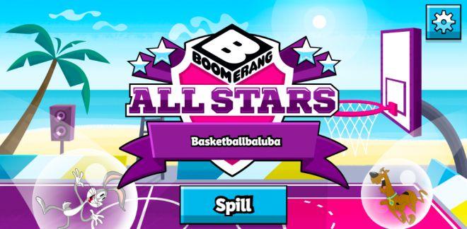Happos-familien - Basketballbaluba