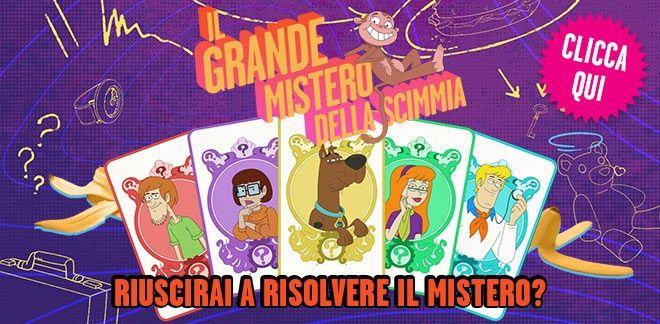 Riuscirai a risolvere il mistero?