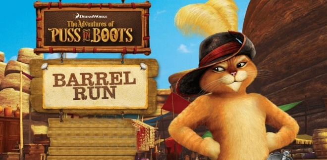 Puss in Boots game
