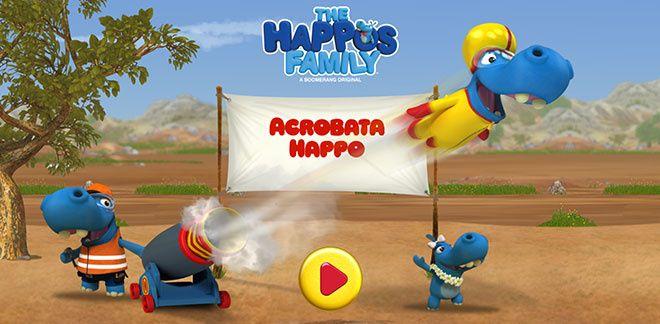 Acrobata Happo - Boomerang