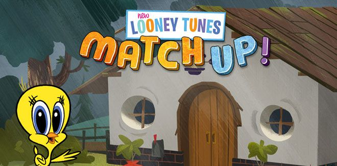 New Looney Tunes - Match Up!