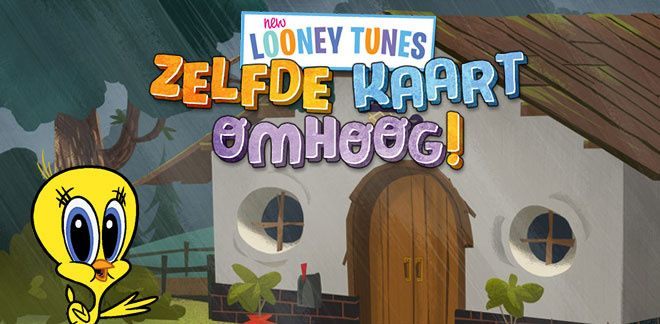 New Looney Tunes - Zelfde Kaart Omhoog!