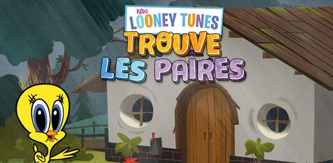 New Looney Tunes - Trouve les paires