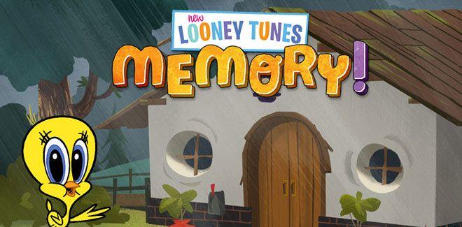 New Looney Tunes - Memory!
