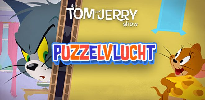 Tom and Jerry - Puzzelvlucht