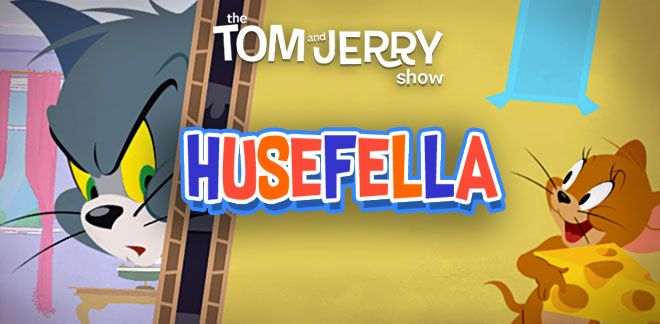 Tom & Jerry - Husefella
