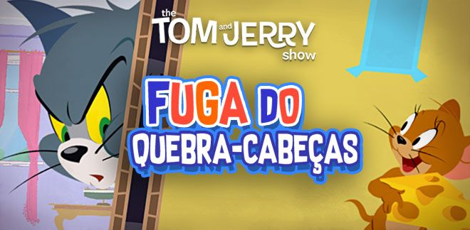 Tom e Jerry - Puzzle Escape