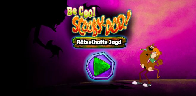 Bleib cool, Scooby-Doo! - Rätselhafte Jagd