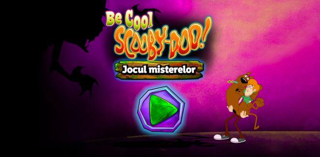 Fii tare, Scooby Doo - Jocul misterelor