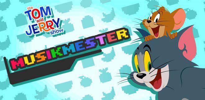 Musikmester - Tom & Jerry-spil