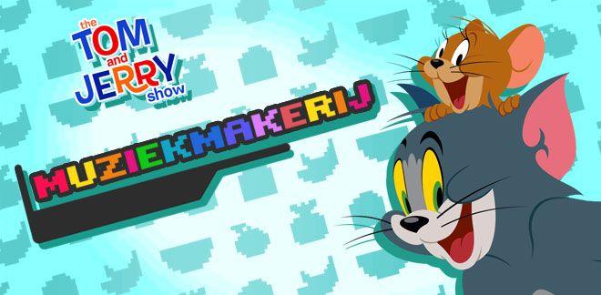 Muziekmakerij - Tom and Jerry
