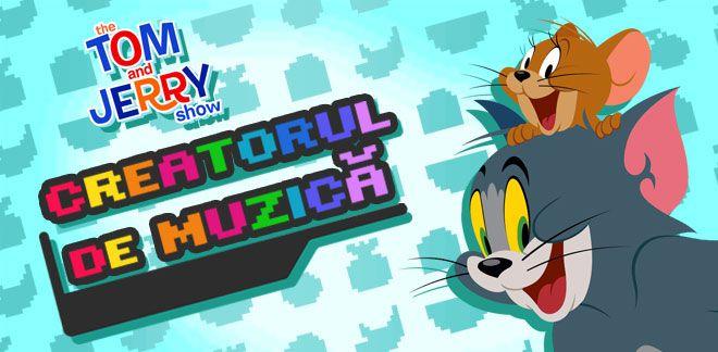 Creatorul de muzică - Tom și Jerry
