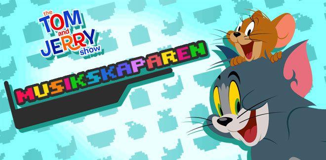 Musikskaparen - Tom och Jerry