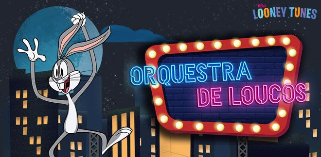 Orquestra de Loucos - New Looney Tunes