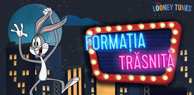 Formația trăsnită - New Looney Tunes