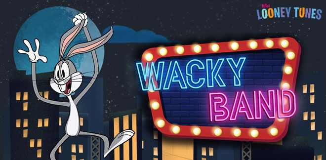 Wacky Band - New Looney Tunes
