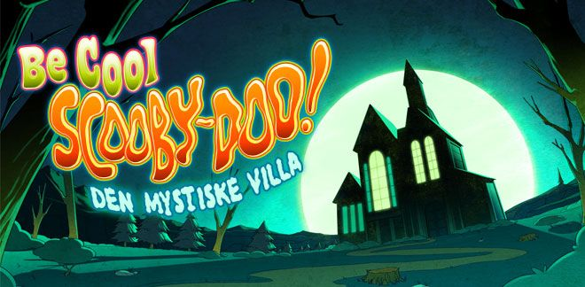 Du er cool Scooby-Doo! - Den mystiske villa