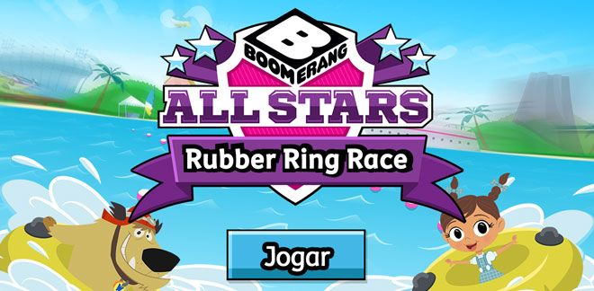 Joga Rubber Ring Race