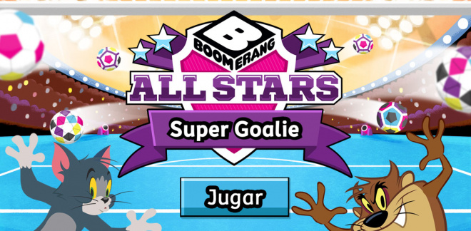 Juega Super Goalie