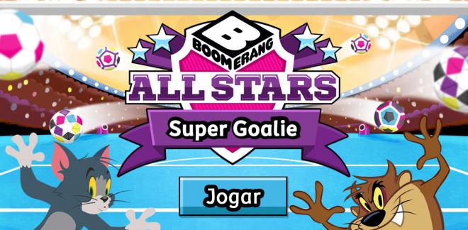 Joga Super Goalie