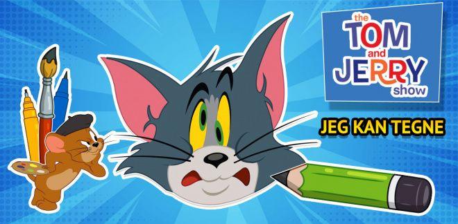 Tom & Jerry - Jeg Kan Tegne