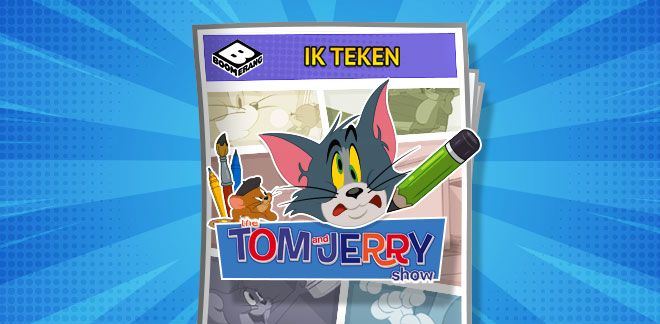 Tom and Jerry - Ik Teken