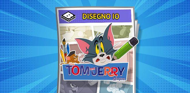 Tom e Jerry - Disegno io