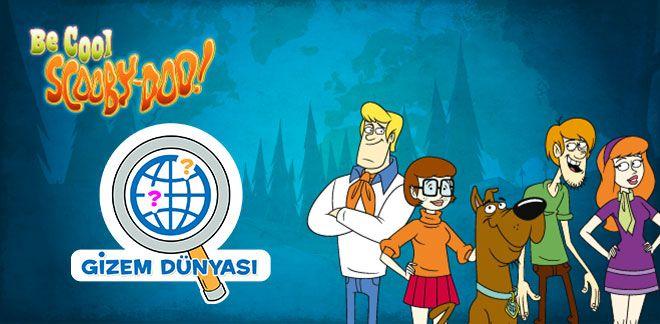 Sakin ol, Scooby-Doo! - Gizem Dünyası