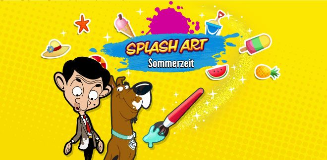 Splash Art - Sommerzeit