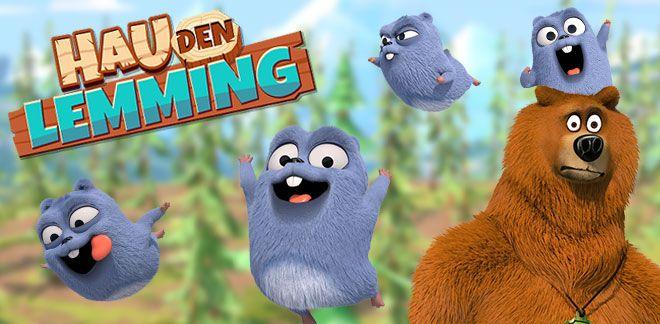 Grizzy und die Lemminge - Hau-den-Lemming