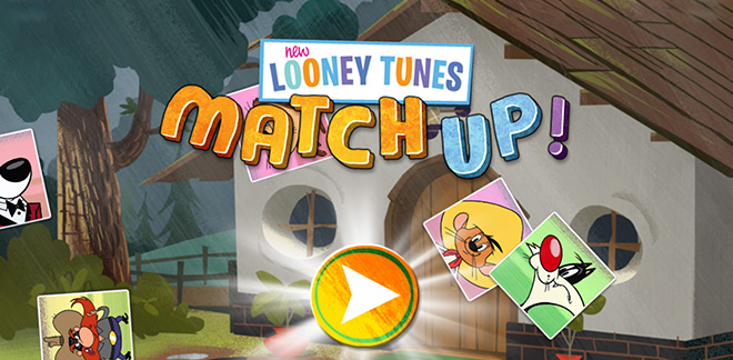 Match up - New Looney Tunes
