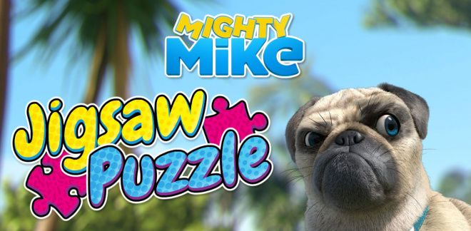 Jigsaw Puzzle-Mighty Mike