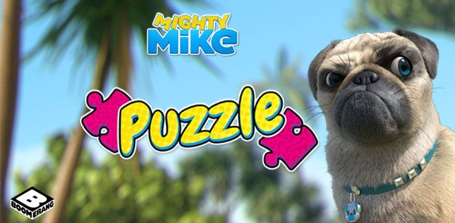 Puzzle-Mighty Mike