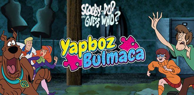 Scooby Doo ve Bil Bakalım Kim? - Yapboz Bulmaca