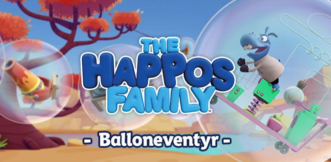 Balloneventyr-The Happos Family