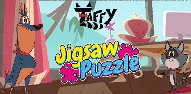 Taffy Jigsaw Puzzle-Taffy