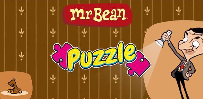 Mr Bean Puzzle-Mr Bean