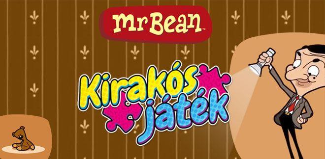 Kirakós Mr. Beannel-Mr Bean