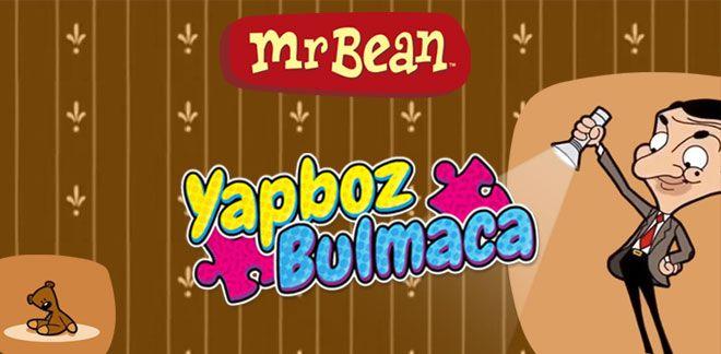 Mr Bean Yapboz Bulmaca-Mr Bean