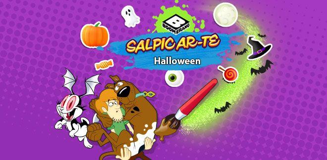 SalpicAR-TE - Halloween