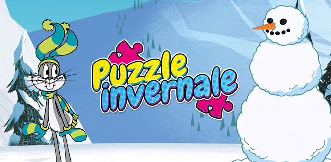 Puzzle invernale-New Looney Tunes