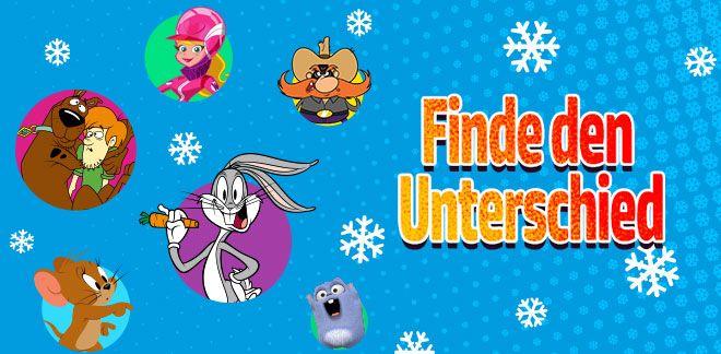 Finde den Unterschied-New Looney Tunes