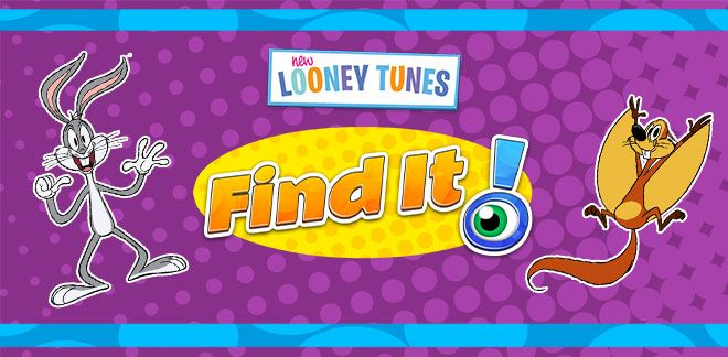 Find It-New Looney Tunes