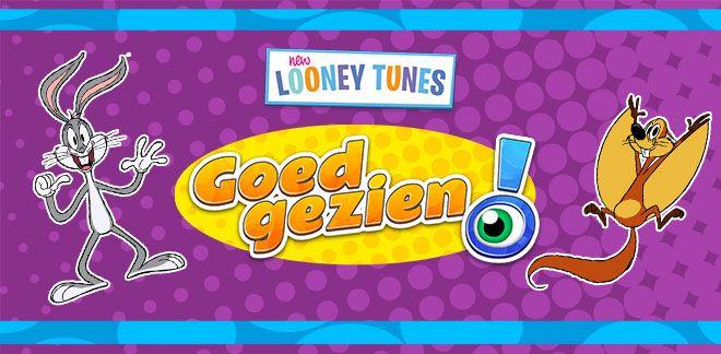 Goed gezien-New Looney Tunes