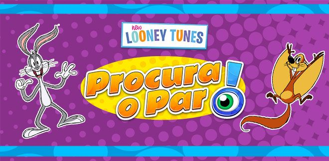 Procura o Par-New Looney Tunes